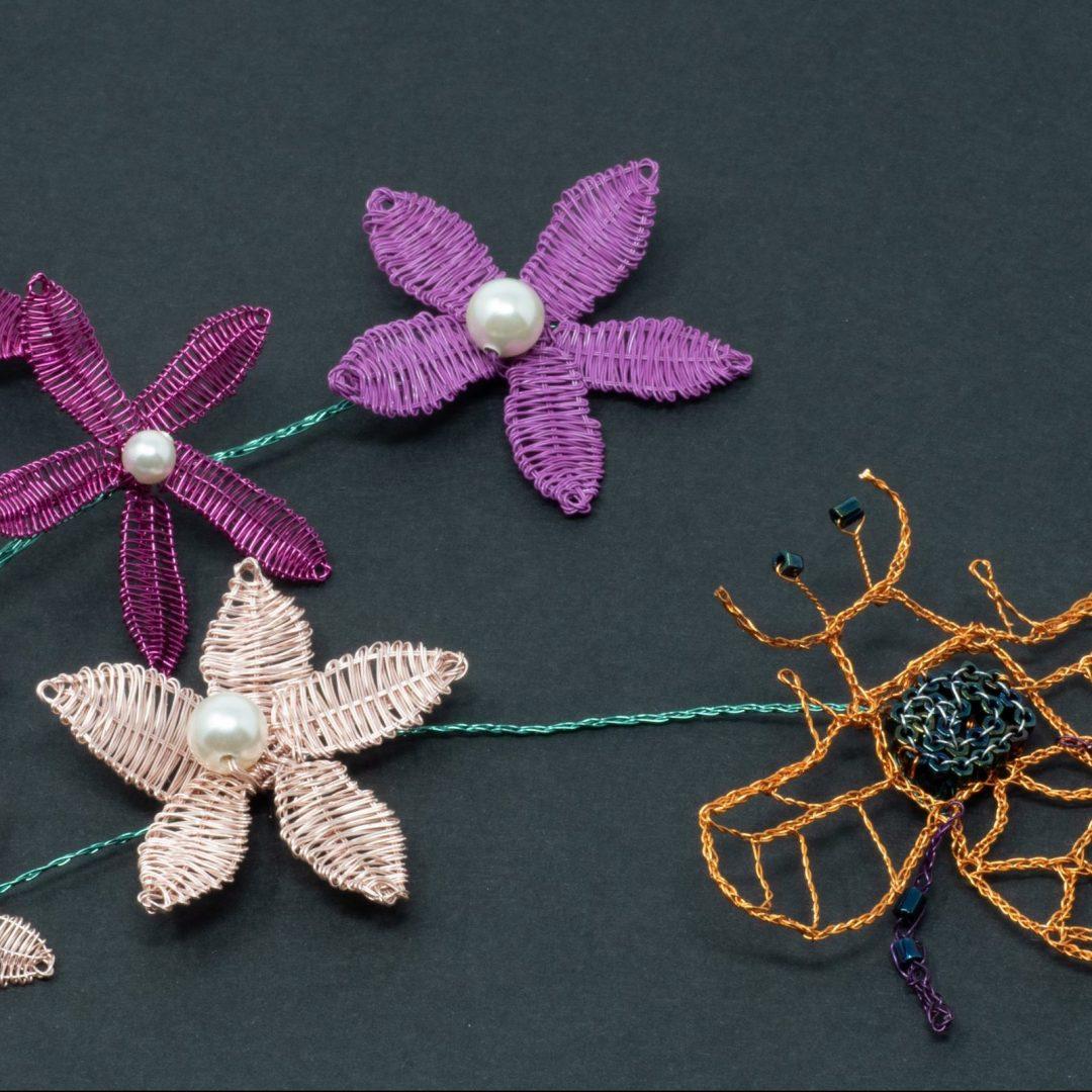 Bobbin & Wire jewellery