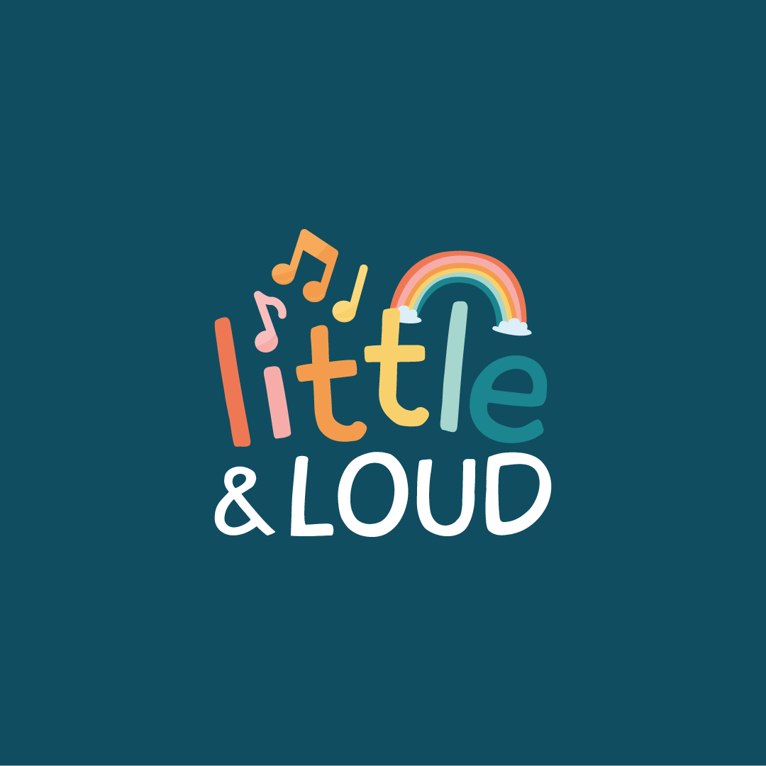Little and Loud logo
